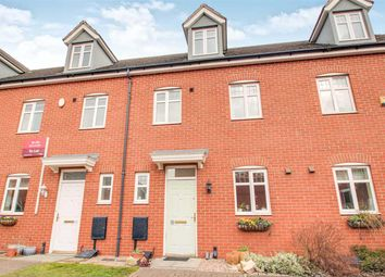 Thumbnail 3 bed terraced house for sale in Byland Close, Lincoln