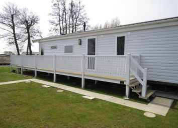 Thumbnail 3 bed lodge for sale in Manor Road, Hunstanton