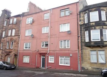 Thumbnail 1 bed flat for sale in 4, Overton Crescent, Johnstone