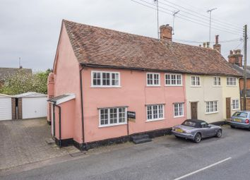 Thumbnail 3 bedroom semi-detached house for sale in Bridge Street, Hadleigh