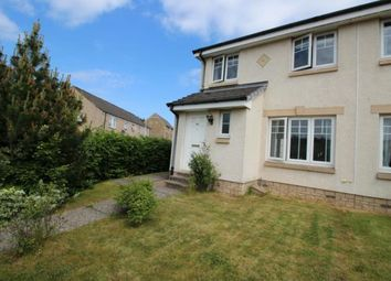 Thumbnail 3 bed semi-detached house to rent in Cupar Mills, Cupar