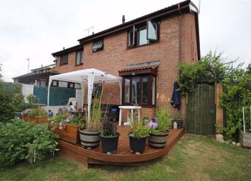 Thumbnail 1 bed end terrace house for sale in The Doves, Weymouth, Dorset