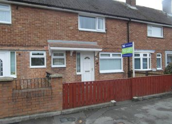 Thumbnail 2 bed terraced house to rent in Lightfoot Road, Newton Aycliffe
