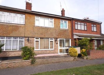 Thumbnail 3 bed terraced house for sale in St. Peters Road, Canvey Island