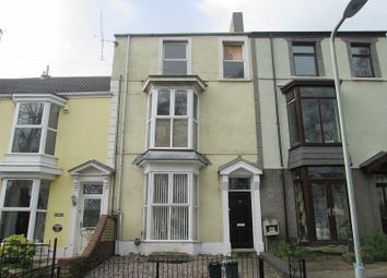 Thumbnail 1 bedroom maisonette for sale in The Grove, Uplands, Swansea, City & County Of Swansea.