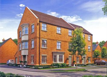 Thumbnail 2 bed flat for sale in Flanders Close, Bicester