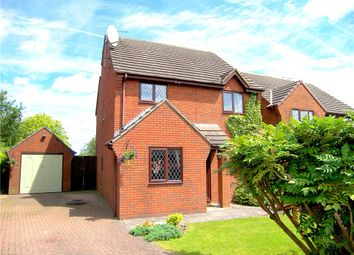 Thumbnail 4 bed detached house for sale in Meadow View, Wessington Lane, South Wingfield, Alfreton
