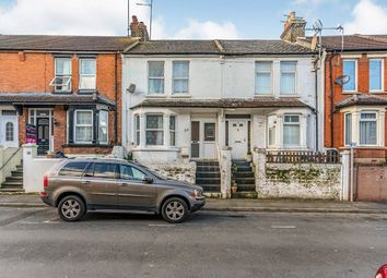 Thumbnail 4 bed terraced house to rent in Corporation Road, Gillingham