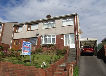 Thumbnail 3 bed property for sale in Christopher Road, Ynysforgan, Swansea.