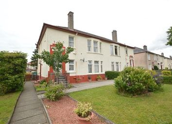 Thumbnail 2 bed flat for sale in Thornley Avenue, Knightswood, Glasgow