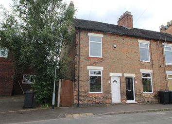Thumbnail 3 bed terraced house for sale in Farm Road, Horninglow, Burton-On-Trent