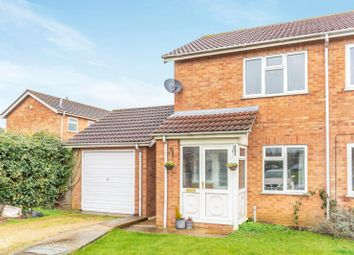 Thumbnail 2 bed semi-detached house to rent in Willow Road, Stamford