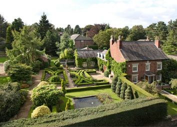 Thumbnail 7 bed detached house for sale in Macclesfield Road, Prestbury