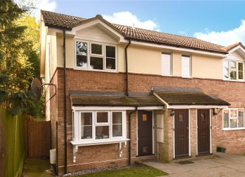 Thumbnail 1 bed flat for sale in Hawes Close, Northwood