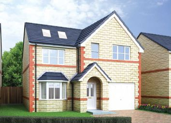 Thumbnail 4 bedroom detached house for sale in Birch Way, Pontefract