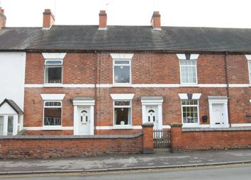Thumbnail 2 bed terraced house for sale in Coleshill Road, Atherstone