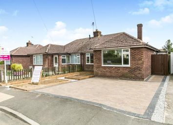 Thumbnail 2 bed bungalow to rent in Ramsey Road, Ramsey, Harwich