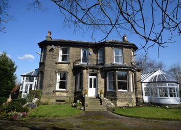 Thumbnail 5 bed detached house for sale in The Ridge, 4 Lyndhurst Road, Brighouse
