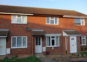 Thumbnail 2 bed terraced house for sale in Constable Close, Halesworth