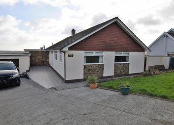 Thumbnail 4 bed detached bungalow for sale in Keeston, Haverfordwest