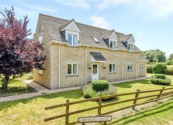 Thumbnail 4 bed detached house for sale in 1 Arthurs Court, Castle End, Maxey, Peterborough