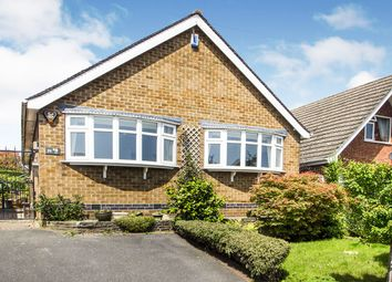 Thumbnail 3 bed bungalow for sale in Garden Avenue, Ilkeston, Derbyshire