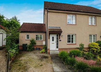 Thumbnail 2 bed semi-detached house for sale in Castle Heather Road, Inverness