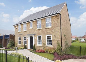 "Thumbnail 4 bed detached house for sale in ""Chelworth"" at Church Lane, Hoylandswaine, Sheffield"