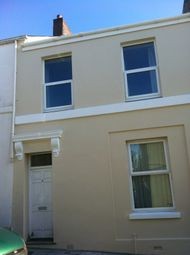 Thumbnail 5 bed town house to rent in Devonshire Street, North Hill, Plymouth