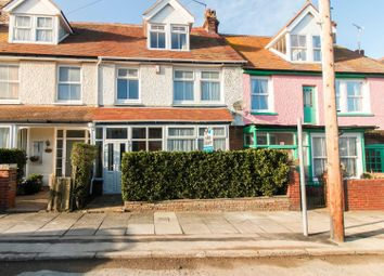 Thumbnail 4 bed terraced house for sale in Percy Avenue, Broadstairs