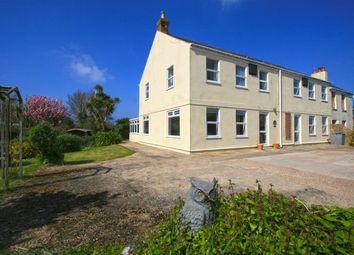 Thumbnail 6 bed semi-detached house for sale in Fraggle Rock, Windy Corner, La Trigale, Alderney