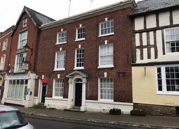 Thumbnail 1 bed flat to rent in Broad Street, Bromyard, Herefordshire