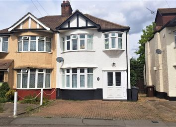 Thumbnail 3 bed semi-detached house for sale in Geneva Gardens, Romford