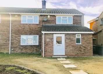 Thumbnail 3 bed property to rent in Lollard Close, Luton