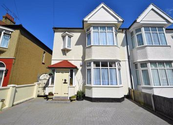 Thumbnail 3 bed semi-detached house for sale in Sandringham Road, Southend-On-Sea