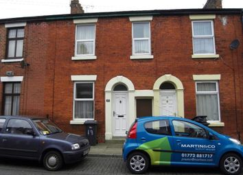 Thumbnail 3 bedroom terraced house for sale in Lowndes Street, Preston