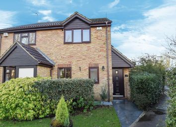 Thumbnail 2 bed end terrace house for sale in Sunbury-On-Thames, Middlesex