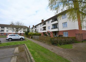 Thumbnail 3 bed flat for sale in Darrell Close, Langley, Slough