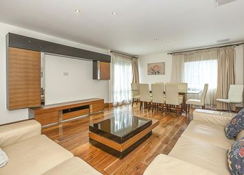 Thumbnail 3 bed flat to rent in Warren House, Beckford Close, Kensington