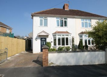 Thumbnail 3 bed semi-detached house for sale in Bedford Road, Wells