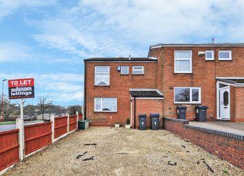 Thumbnail 3 bed end terrace house to rent in Lysander Road, Rednal, Birmingham