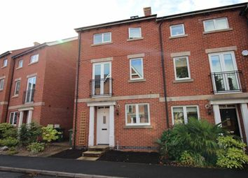 Thumbnail 4 bed town house for sale in Leighton Way, Belper, Derbyshire