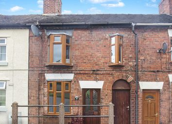 Thumbnail 3 bed terraced house for sale in Leek Road, Cheadle, Stoke-On-Trent
