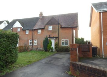 Thumbnail 3 bed semi-detached house to rent in Oakmount Road, Chandler's Ford, Eastleigh