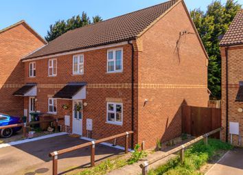 Thumbnail 3 bed semi-detached house for sale in Bronze Street, Cambridgeshire, March