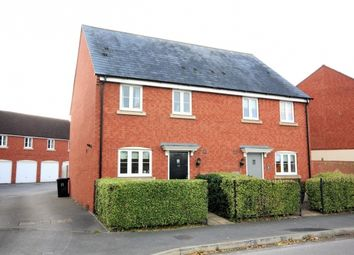 Thumbnail 3 bedroom semi-detached house to rent in Campion Way, Bridgwater