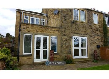 Thumbnail 4 bed semi-detached house to rent in School Lane, Southowram, Halifax