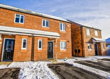 Thumbnail 3 bed semi-detached house for sale in Sovereign Gardens, Selston, Nottingham