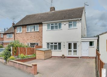 Thumbnail 4 bed semi-detached house for sale in St. Godwalds Road, Aston Fields, Bromsgrove