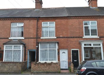 Thumbnail 2 bed terraced house to rent in Howard Street, Loughborough, Leicestershire